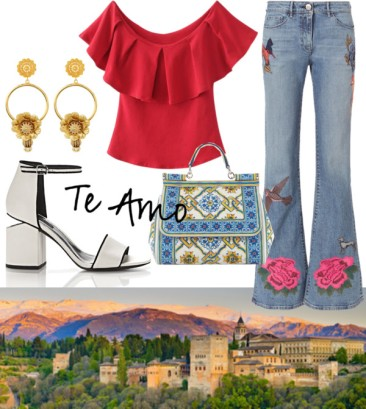 Andalucia holiday