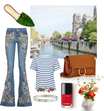 spring french passion